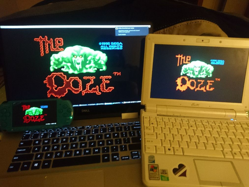 the ooze rom